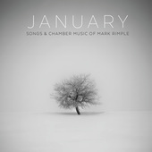 Album artwork for Rimple: January - Songs and Chamber Music