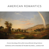 Album artwork for American Romantics