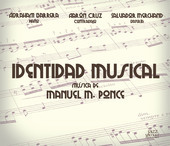 Album artwork for Identidad Musical
