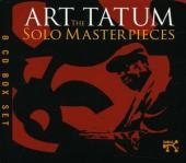 Album artwork for Art Tatum - The Solo Masterpieces