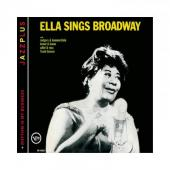 Album artwork for Ella Fitzgerald: Sings Broadway/Rhythm is my Busin