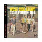 Album artwork for Oscar Peterson: West Side Story/Porgy and Bess