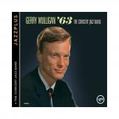Album artwork for Gerry Mulligan: Concert Jazz Band / Jazz Band '63