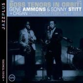 Album artwork for Gene Ammons: Boss Tenors in Orbit/Boss Tenors