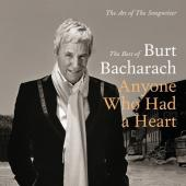 Album artwork for Burt Bacharach: Anyone Who Had a Heart - The Best