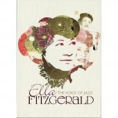 Album artwork for Ella Fitzgerald: The Voice of Jazz (10CD)