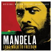 Album artwork for Mandela - Long Walk To Freedom (Soundtrack)