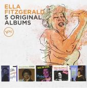 Album artwork for Ella Fitzgerald - Classic Album Selection