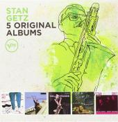 Album artwork for Stan Getz: 5 ORIGINAL ALBUMS (5CD)