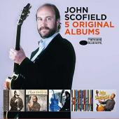 Album artwork for 5 ORIGINAL ALBUMS(5CD) / John Scofield