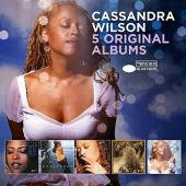 Album artwork for 5 ORIGINAL ALBUMS(5CD) / Cassandra Wilson