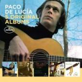Album artwork for PACO DE LUCIA - 5 ORIGINAL ALBUM(5CD)