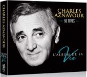 Album artwork for Charles Aznavour - 50 Titles (L'Album de Sa Vie)