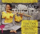 Album artwork for THE TIBETAN HEALING MUSIC COLLECTION: NAWANG KHECH