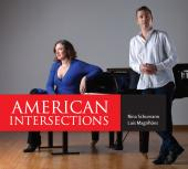 Album artwork for American Intersections / Schumann & Magalhaes