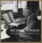 Album artwork for R. Strauss: COMPLETE VOICE & PIANO