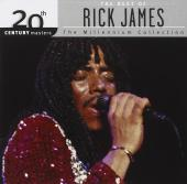 Album artwork for Best Of Rick James, The - 20th Century Masters