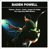 Album artwork for Baden Powell: Tristeza, Poema, Canto, Images on Gu