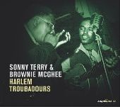 Album artwork for TERRY & MCGHEE - HARLEM TROUBADOURS