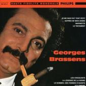 Album artwork for Georges Brassens Et Sa Guitare