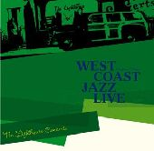 Album artwork for WEST COAST JAZZ LIVE -  THE LIGHTHOUSE CONCERTS