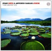 Album artwork for Stan Getz & Jobim: Their Greatest Hits