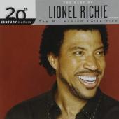 Album artwork for Tne Best Of Lionel Richie - 20th Century Masters
