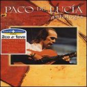 Album artwork for Paco De Lucia Antologia