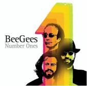 Album artwork for NUMBER ONES / Bee Gees