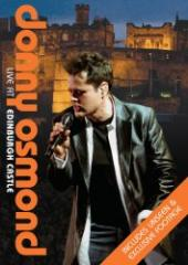 Album artwork for Donny Osmond: Live At Edinburgh Castle