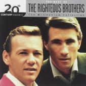Album artwork for Best Of The Righteous Brothers - 20th Century Mast