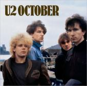 Album artwork for U2 - October (Remastered)