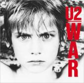 Album artwork for U2 - WAR (REMASTERED)