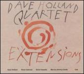 Album artwork for Dave Holland: Extensions