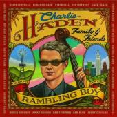 Album artwork for Charlie Haden: Ramblin`Boy