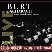Album artwork for Burt Bacharach: At the Sydney Opera House