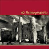 Album artwork for U2 - THE UNFORGETTABLE FIRE
