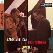 Album artwork for Gerry Mulligan/Paul Desmond Quartet-Blues in Time