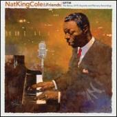 Album artwork for Nat King Cole: Riffin', Decca, JATP, Keynote