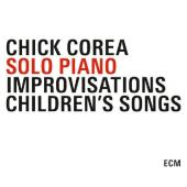 Album artwork for Chick Corea Solo Piano Improvisations: Children's