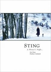 Album artwork for Sting: Winter's Night Live from Durham Cathedral