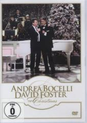 Album artwork for Andrea Bocelli and David Foster My Christmas