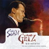 Album artwork for Stan Getz Quintets: Clef & Norgran Studio Albums