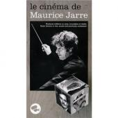 Album artwork for Le cinéma de Maurice Jarre (4CD)