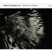 Album artwork for Stefano Battaglia Trio: The River of Anyder
