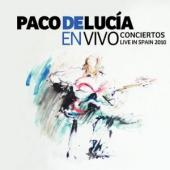 Album artwork for Paco De Lucia: En Vivo - Conciertos Live in Spain