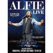 Album artwork for Alfie Boe: Alfie Live, The Bring Him Tour