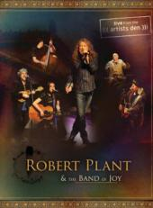 Album artwork for Robert Plant & Band of Joy - Live from Artists Den