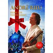 Album artwork for Andre Rieu: HOME FOR THE HOLIDAYS (DVD)