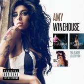 Album artwork for Amy Winehouse: The Album Collection